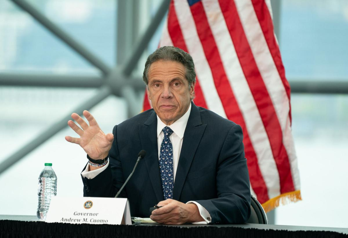 Cuomo: Schools can be student vaccination sites