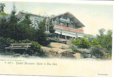 Elka Park: The Garden Spot of Rip Van Winkle Land