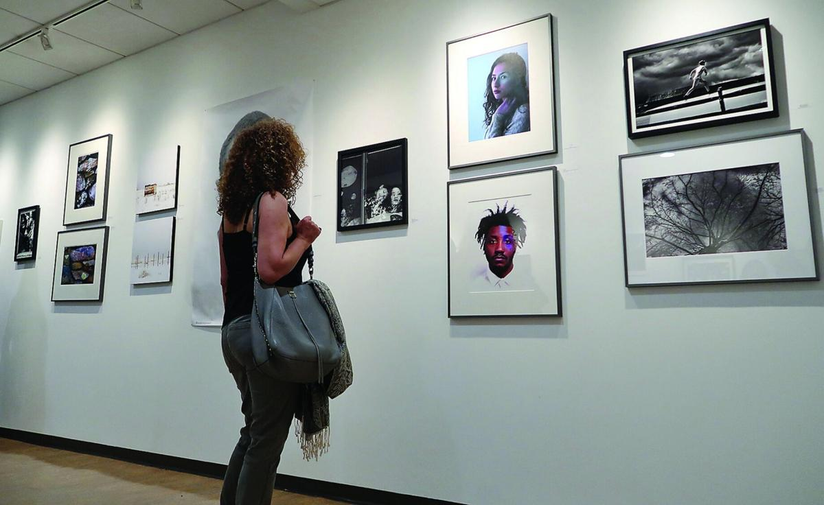 'Becoming Visible' at Mount's CMA Gallery open through Sept. 25
