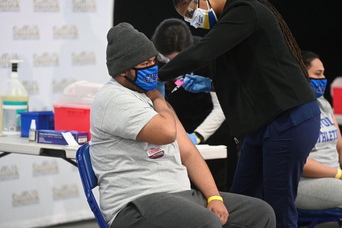 NY pushes to vaccinate college students
