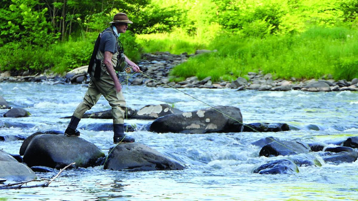 Mountain River documentary