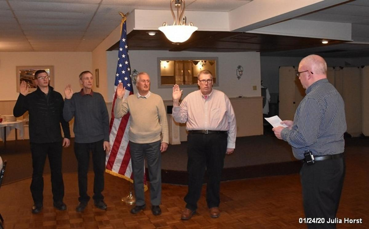 Local sports clubs hold annual banquets