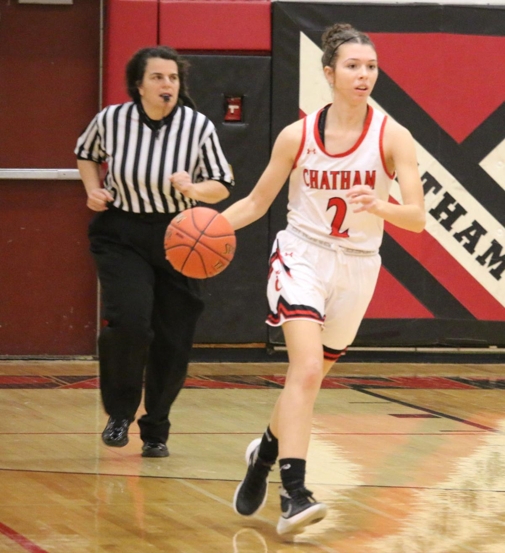 GIRLS BASKETBALL: Brantley's clutch shot lifts Catskill
