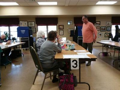 County leases voting devices