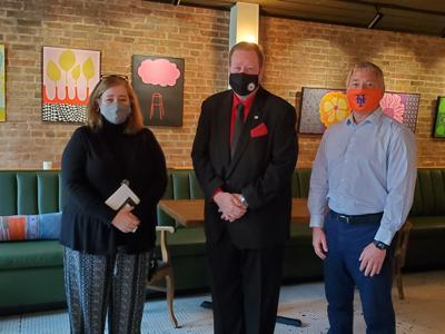 Funding to allow restaurant owners flexibility