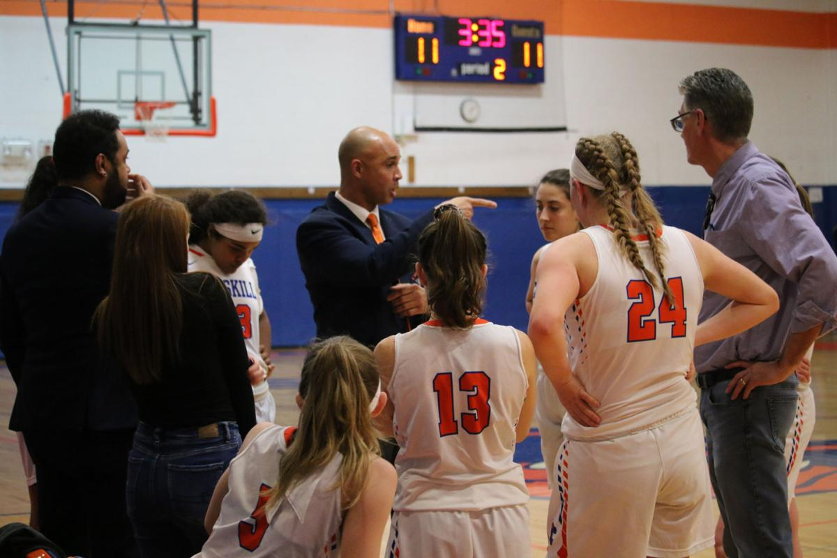 GIRLS ROUNDUP: Brantley's double-double-sparks Cats