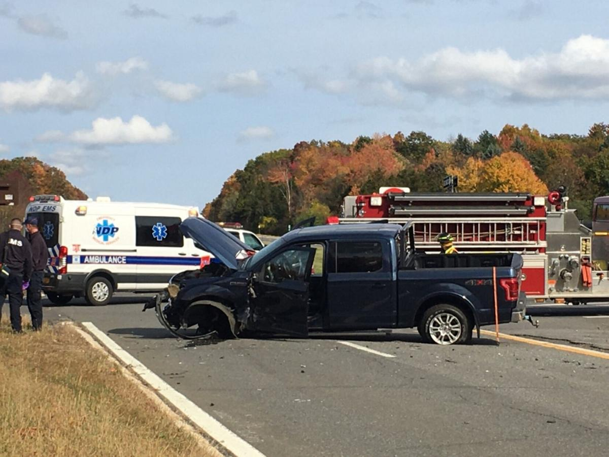 Taghkanic accident injures 4, closes Parkway