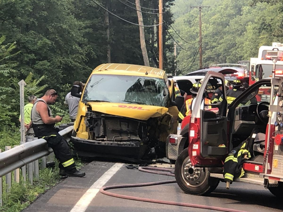 2 injured in head-on collision