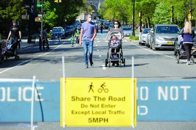 HUDSON PRIORITIZES SAFE REOPENING WITH SHARED STREETS INITIATIVE