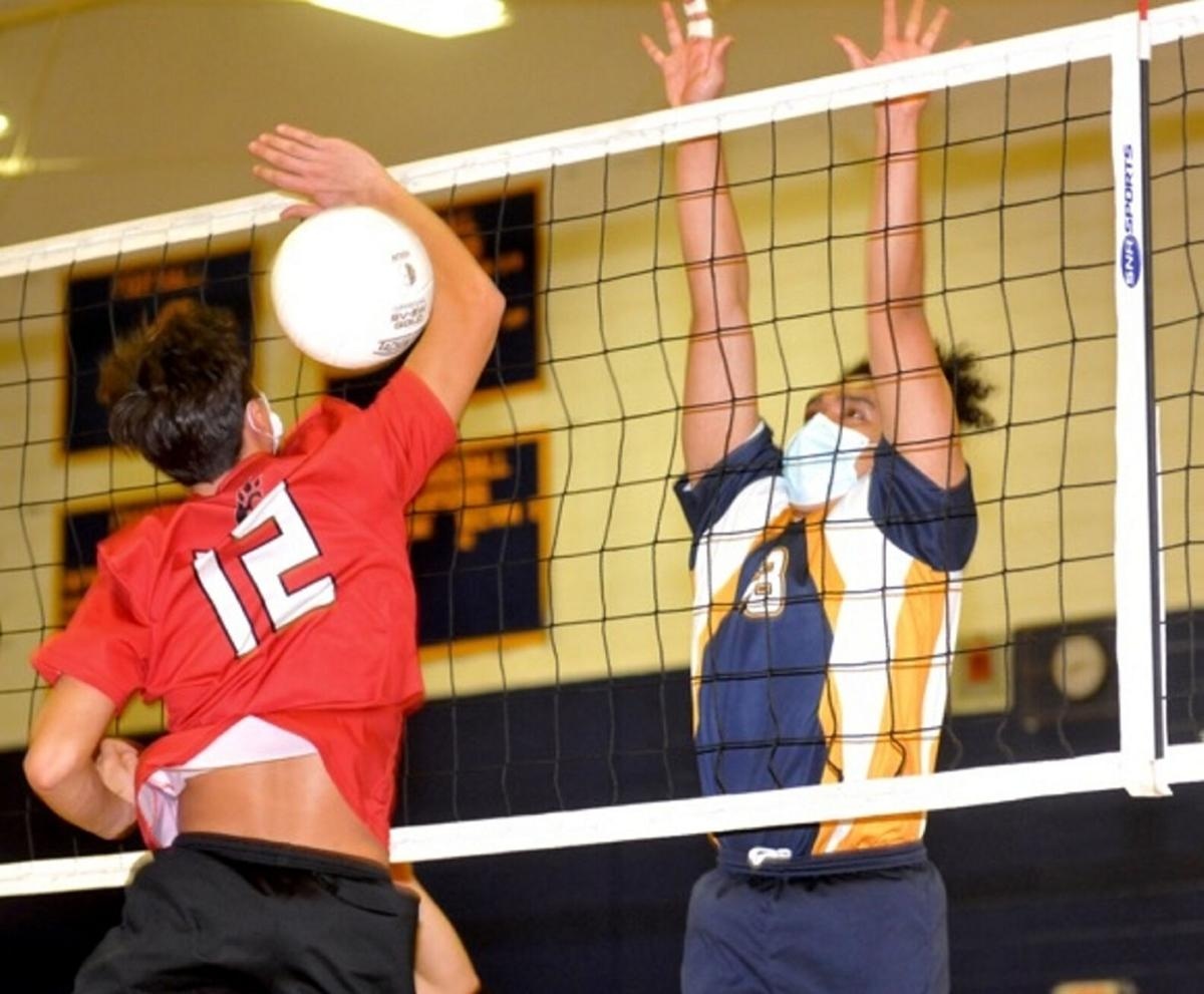 LOCAL VOLLEYBALL: ICC, Hudson post Patroon vicitories