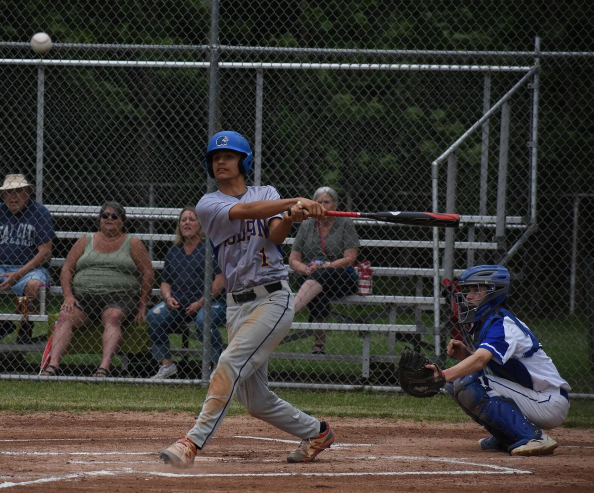 H.S. BASEBALL ROUNDUP: Hudson tops C-A for ninth victory