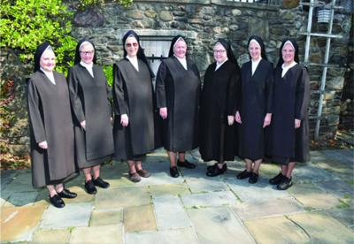 Congregation of the Carmelite Sisters for the Aged and Infirm hold elections