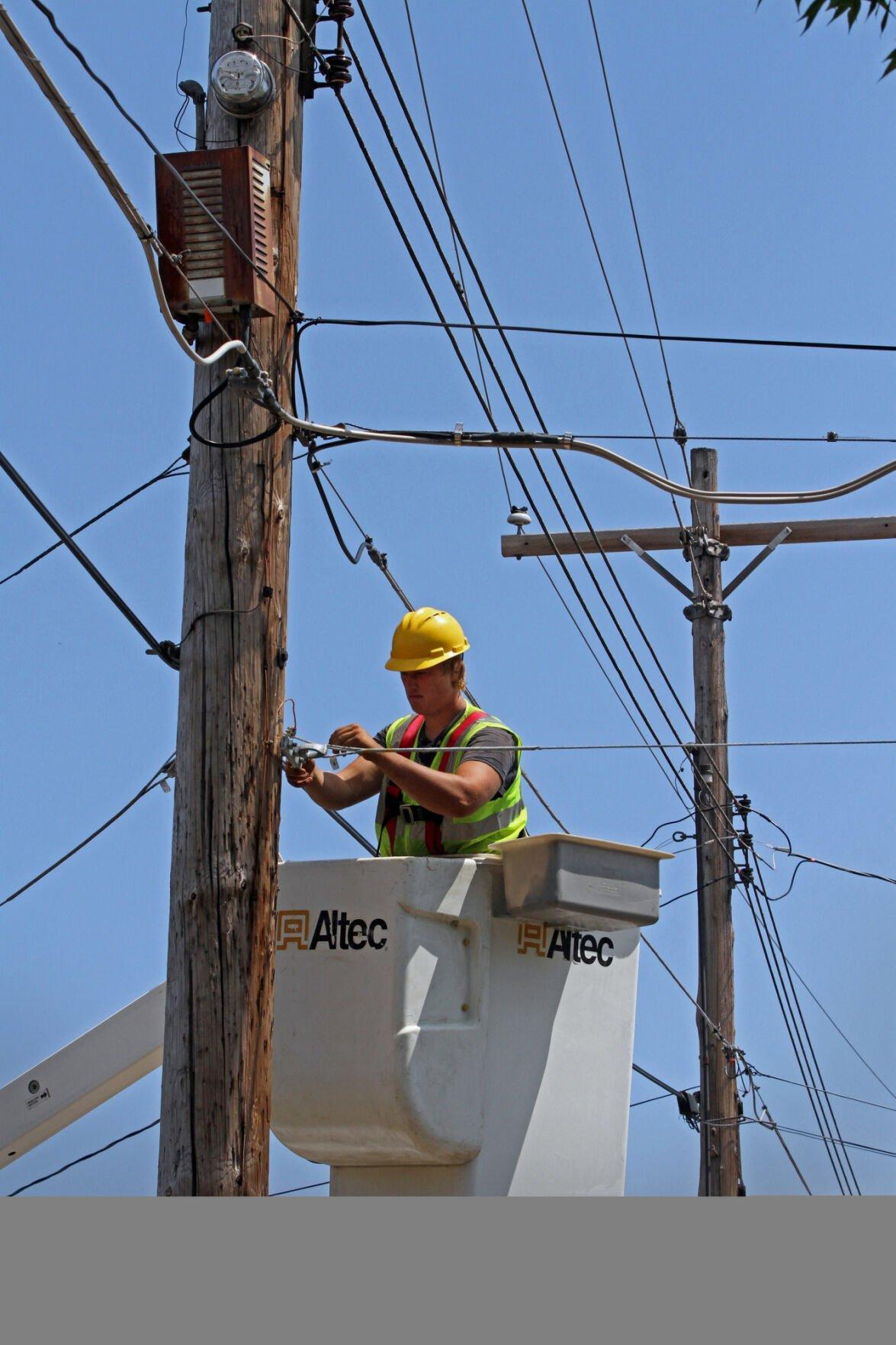 Broadband, infrastructure on stimulus wish list