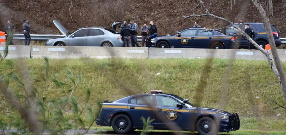Police pursuit ends in Columbia County