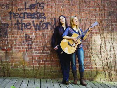 Roots & Shoots concerts presents The Nields Jan. 18 in Spencertown