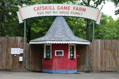 Former Game Farm for sale