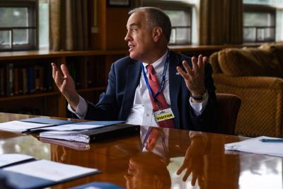 Redistricting panel member resigns over disclosure rules