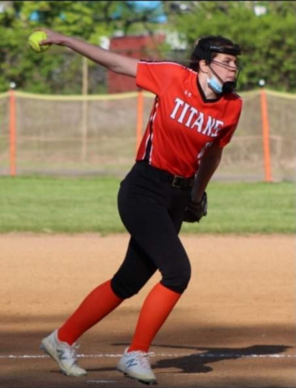 PATROON SOFTBALL: TH's Mottoshski named MVP; Brantley is Coach of the Year