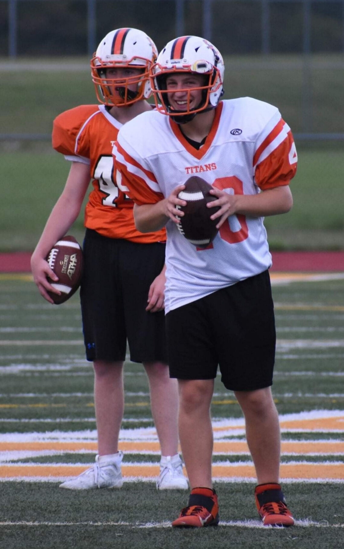 H.S. FOOTBALL: Titans to face Riders in emotional home opener