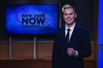 WMHT welcomes Dan Clark as host and producer of New York NOW