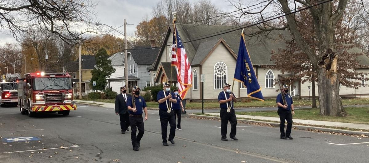 Veterans Day marked by somber ceremonies, quiet salutes