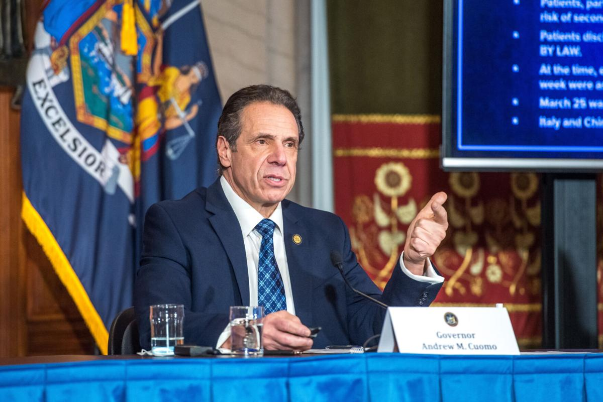 Cuomo: Mistake made in nursing home info 'void'