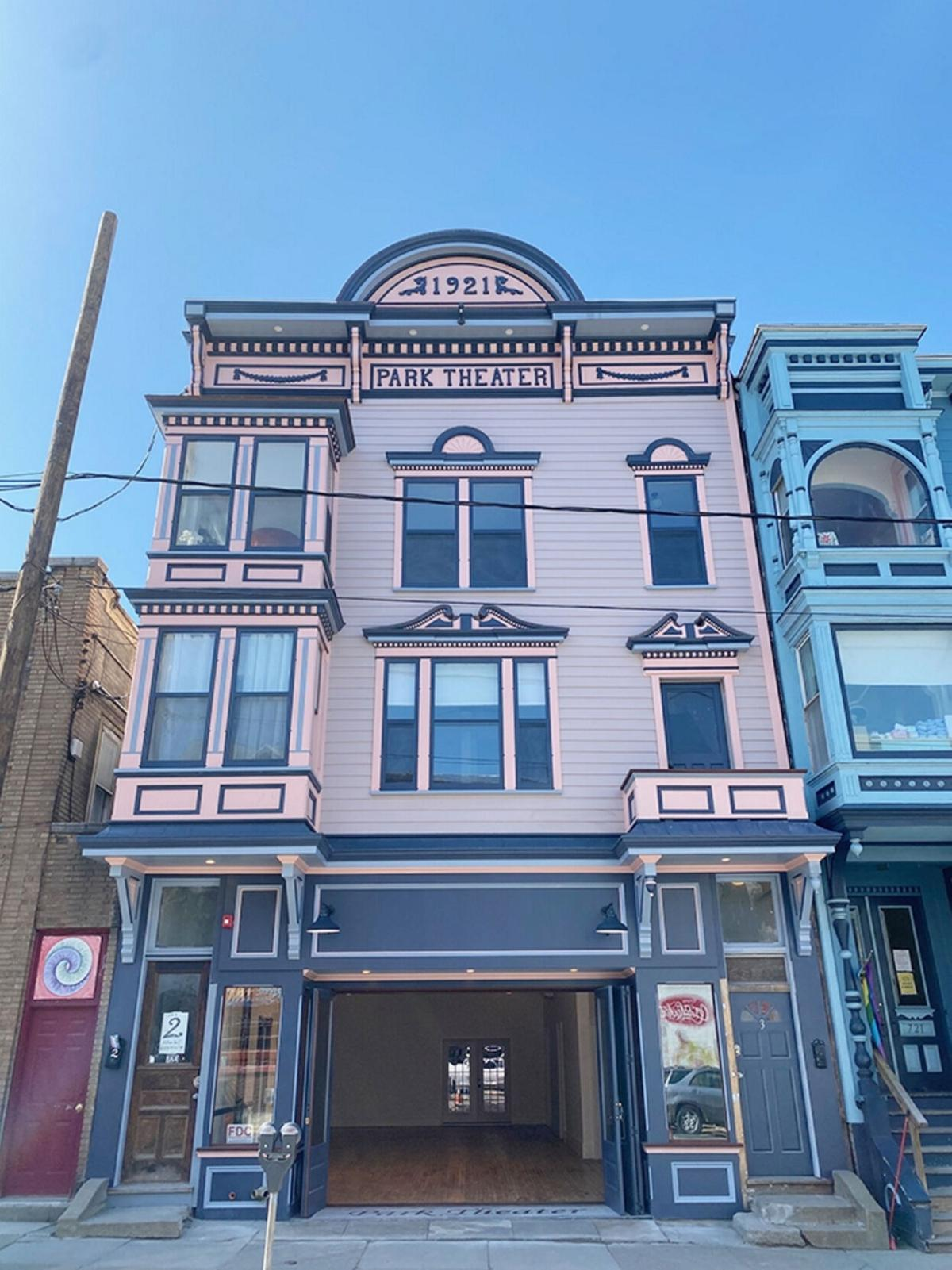 Historic Hudson theater marks centennial