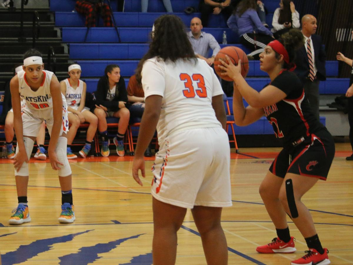 GIRLS ROUNDUP: Brantley, Konsul lead Cats to victory