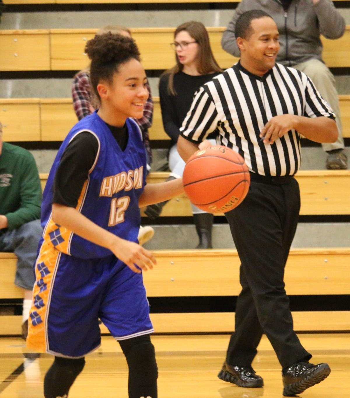 GIRLS BASKETBALL: Hudson, MH perfect in the Patroon