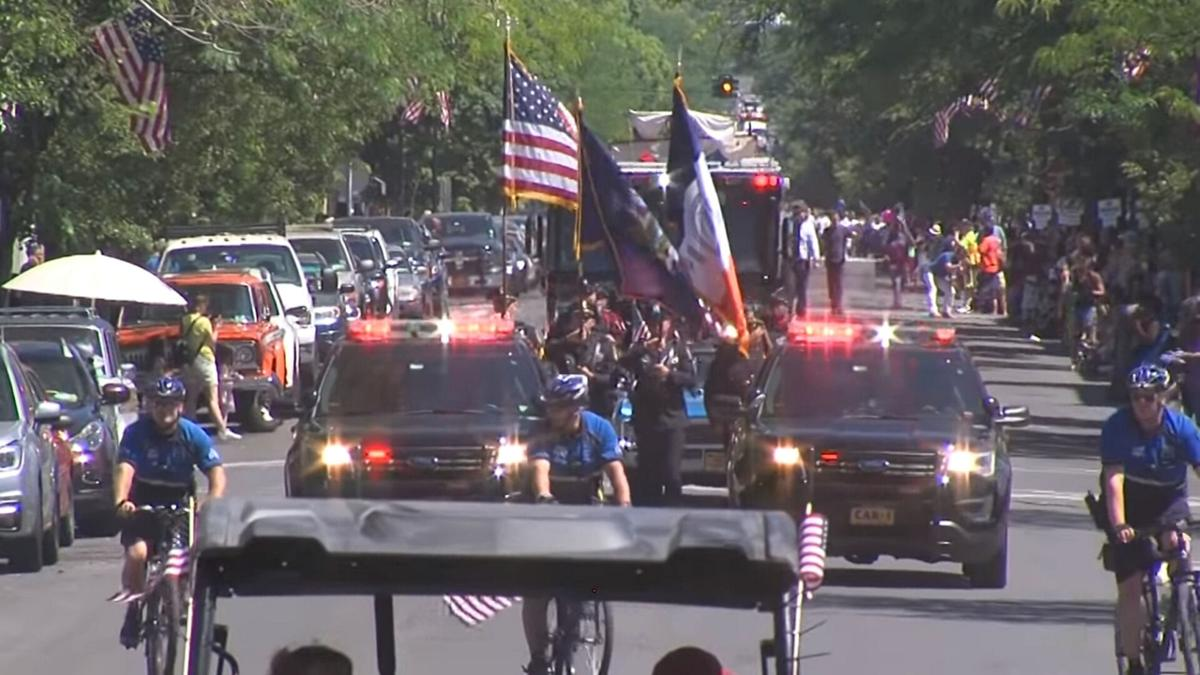 Flag Day parade to mark 25 years