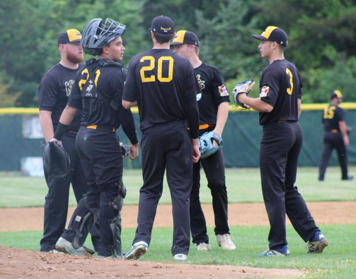 HRCBL: Knights' bullpen does the job to lock down 9-4 win over Bears