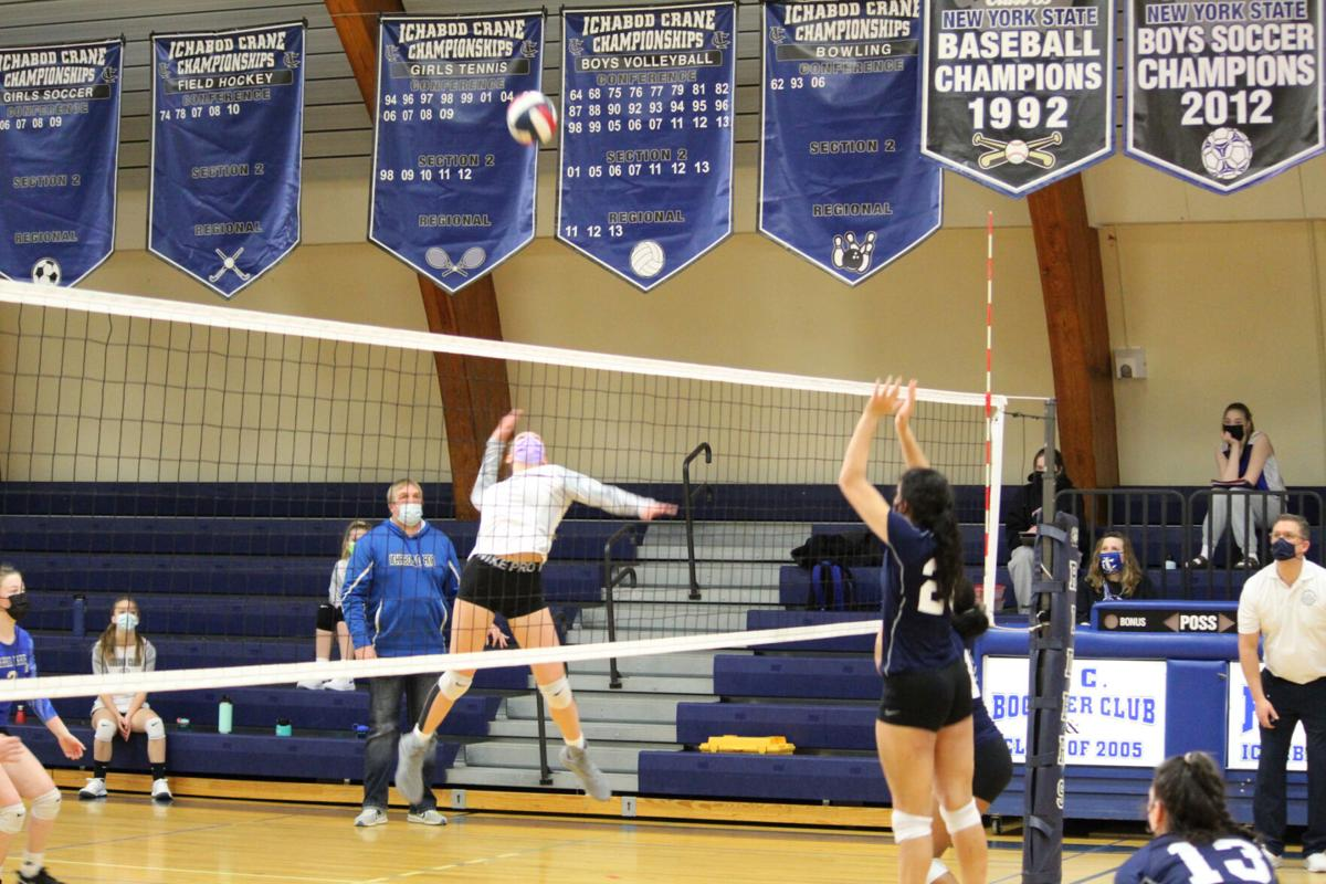 ICC's Siver, Scheitinger named first-team Colonial All-Stars