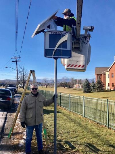 Crosswalk signals to allow safe passage