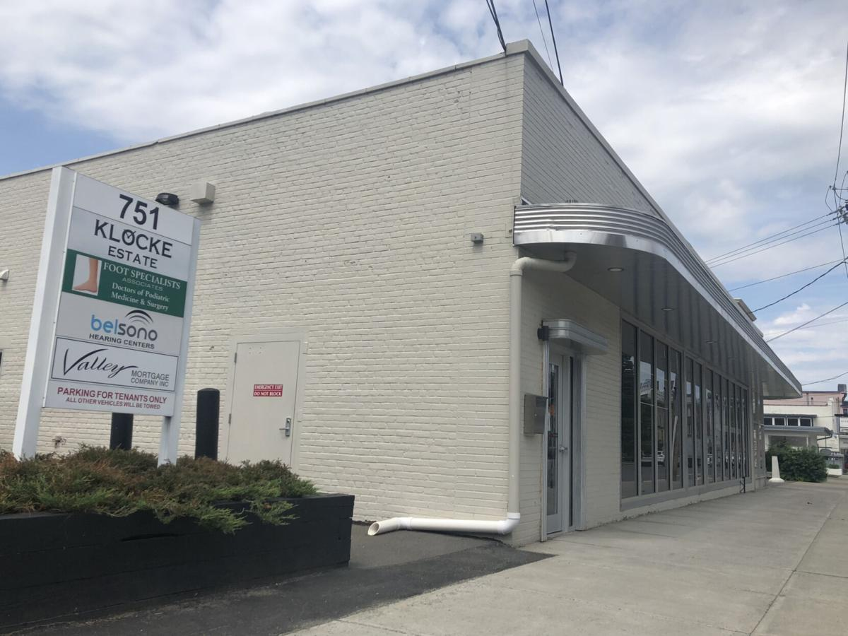 Office lease deal may lead to sale