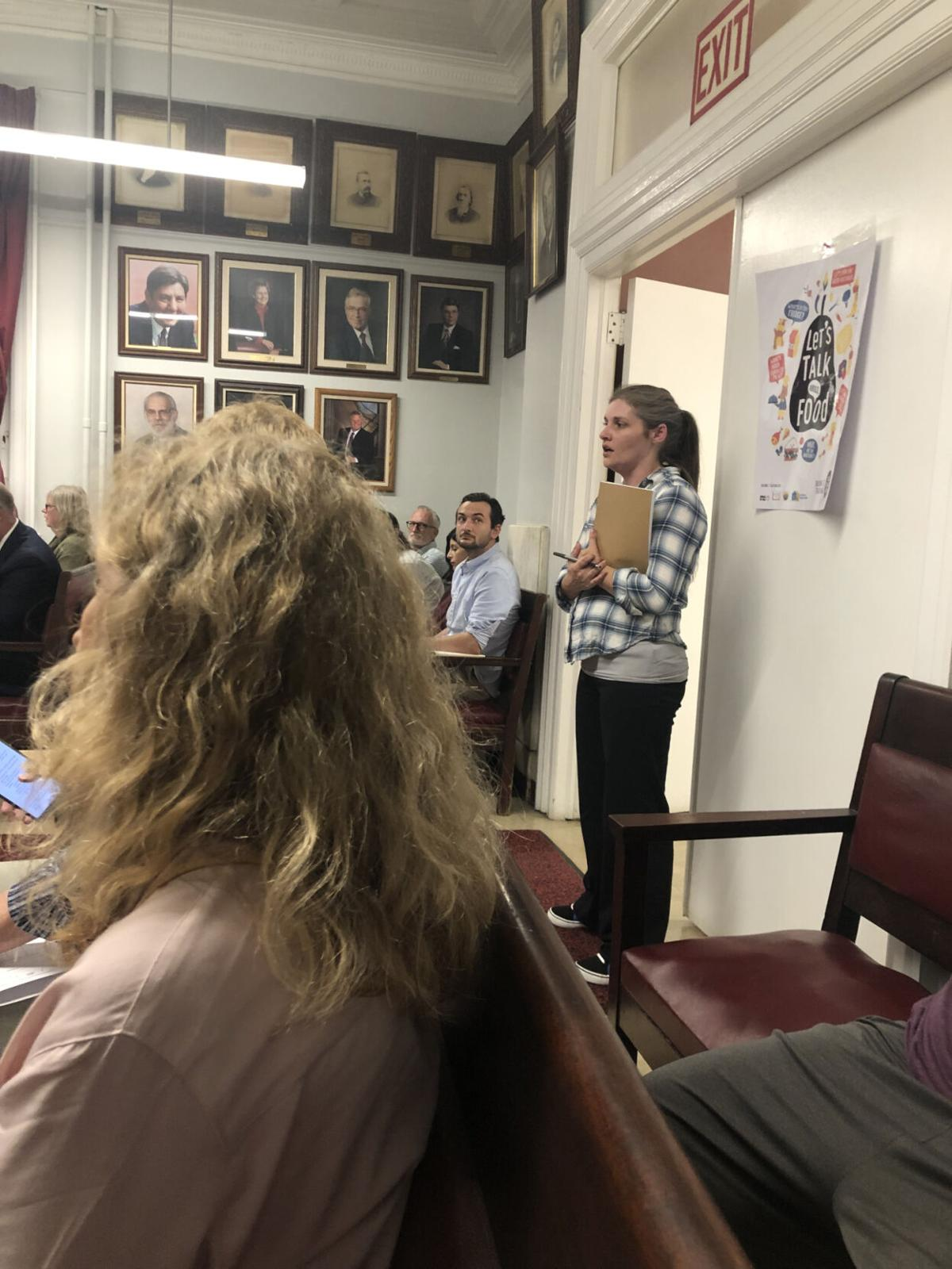 Board: Parking rules foster crisis