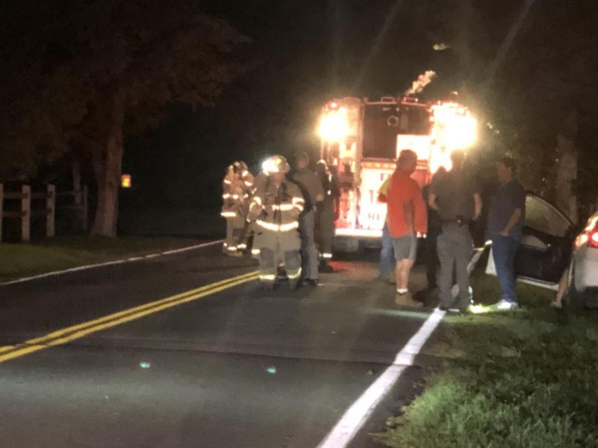 Claverack crash sends woman to Albany Medical Center