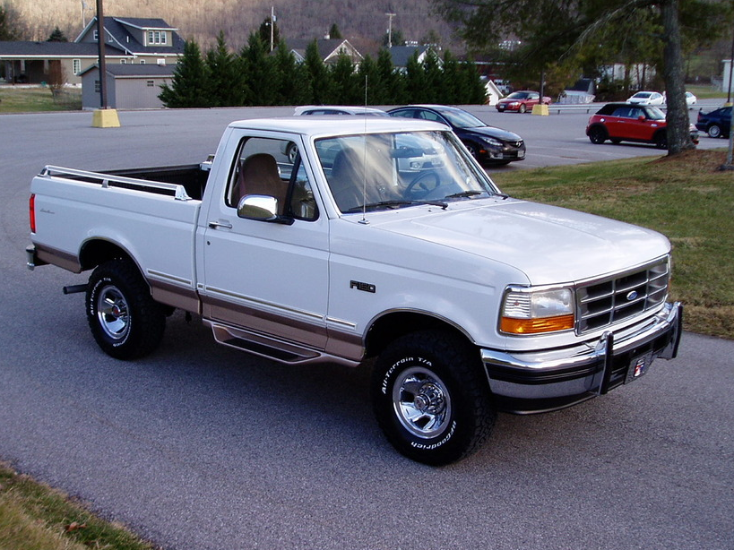 1996 Ford F-150 image 1