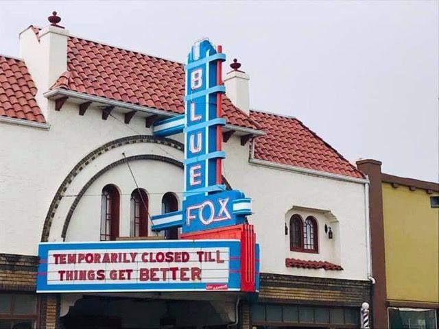 Blue Fox Theater