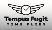 Tempus Fugit logo