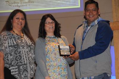 UYLC honors volunteers, donors