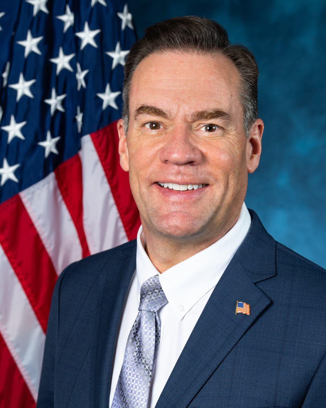 Rep. Russ Fulcher, R-Idaho