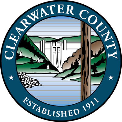 Clearrwater County seal
