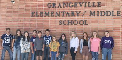 GEMS student council photo