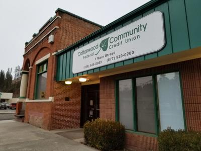 Kooskia branch of Cottonwood Community Credit Union