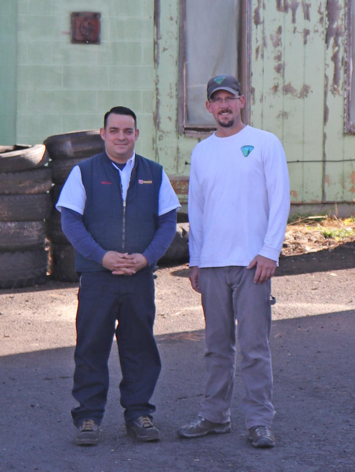 BLM Cottonwood Feild Office thankful photo
