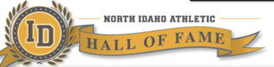 North Idaho Athletic Hall of Fame (NIHOF) logo