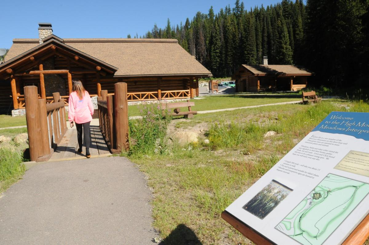 Lolo Pass Visitor Center