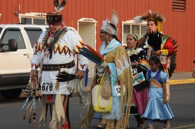 Chief Lookingglass Powwow Parade