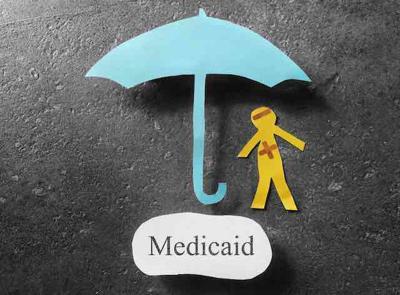 Medicaid healthcare concept