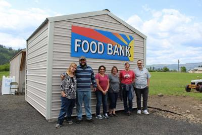 Kamiah food bank reopens